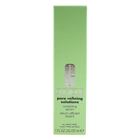Clinique Pore Refining Solution clinique pore refining solutions care correcting serum