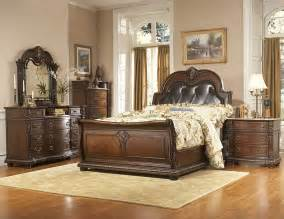 set bedroom furniture homelegance palace bedroom collection special 1394 bed set
