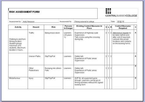 aml risk assessment template 28 images icbc aml risk