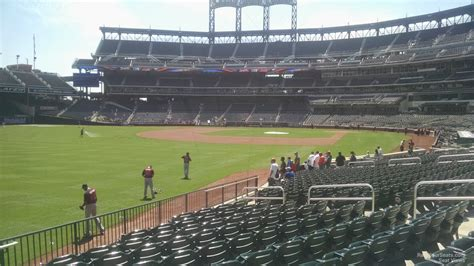 citi field section 108 citi field section 129 rateyourseats com