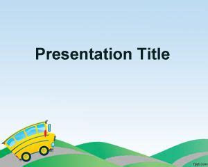 school themed powerpoint templates free free preschool powerpoint template