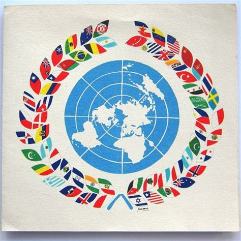 United Nations Nation 19 by America And The Third World National Vanguard