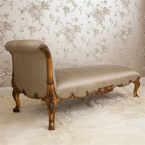 gold chaise versailles gold chaise longue french bedroom company