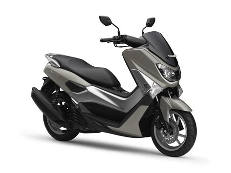 yamaha motor releases sporty scooter nmax  indonesia