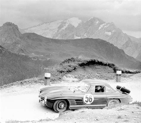 mercedes 300 sl rally silodrome