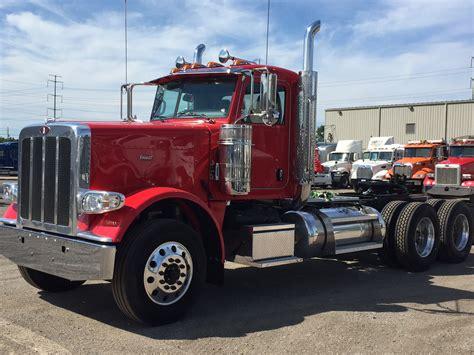 peterbilt truck dealer new 2017 peterbilt 389 for sale in cleveland oh