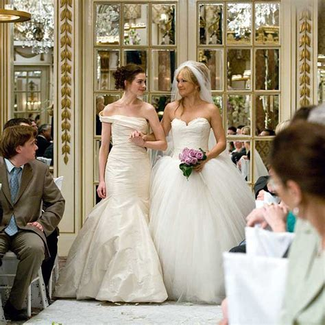 27 iconic movie wedding dresses that will give you all the