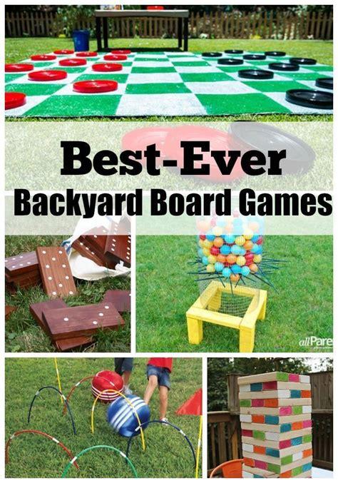 summer backyard games best ever backyard board games summer fun backyard and
