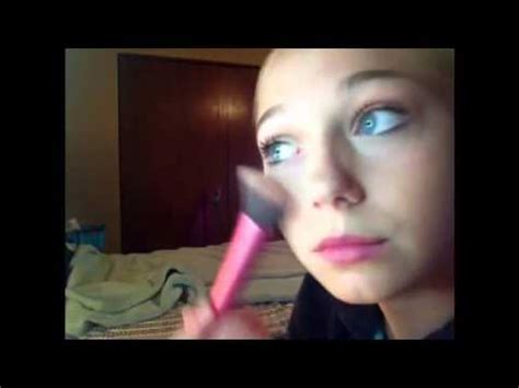 back to school series 6th grade makeup back to school 5th grade makeup tutorial