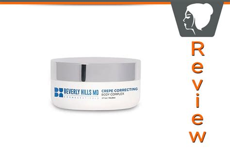 doe beverly hills crepe correcting cream work amazon beverly hills md crepe correcting
