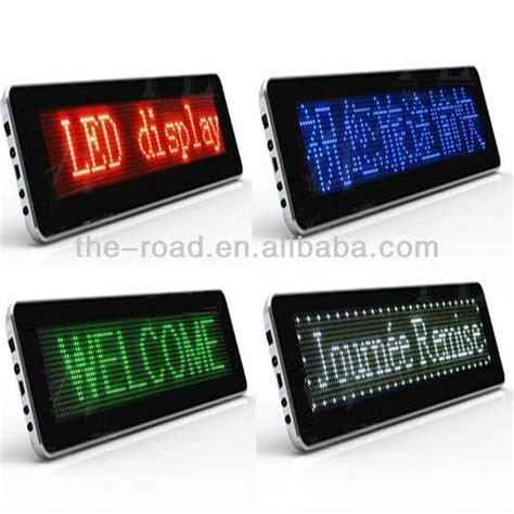 Monitor Led Mini wholesale alibaba mini led display led message board programmable scrolling led buy