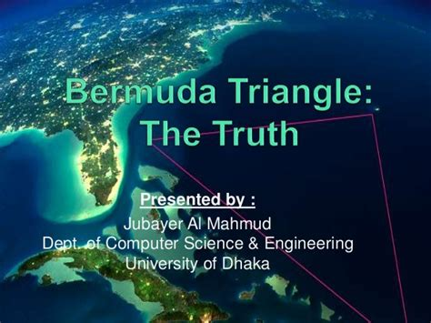 Cool Computer by Bermuda Triangle The Truth