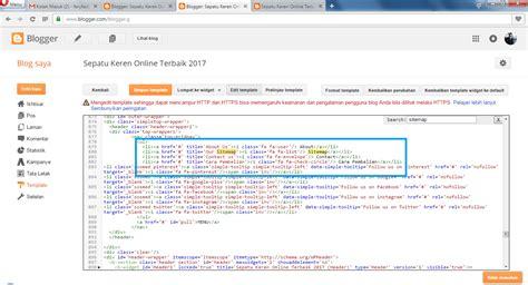 cara membuat kode html gambar cara membuat toko online terpercaya dengan blogspot