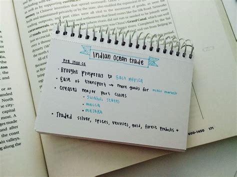 make study cards 1000 images about studyblr on study note and