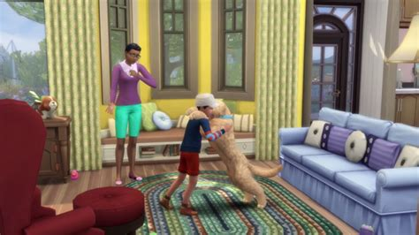 the sims 4 cats and dogs the sims 4 cats dogs will foxes and animals won t be controllable