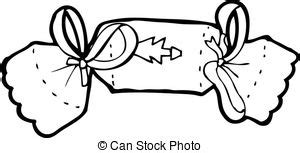 christmas cracker clip art black and white craquelin no 235 l croquis eps10 format isol 233 no 235 l clip vectoriel rechercher des
