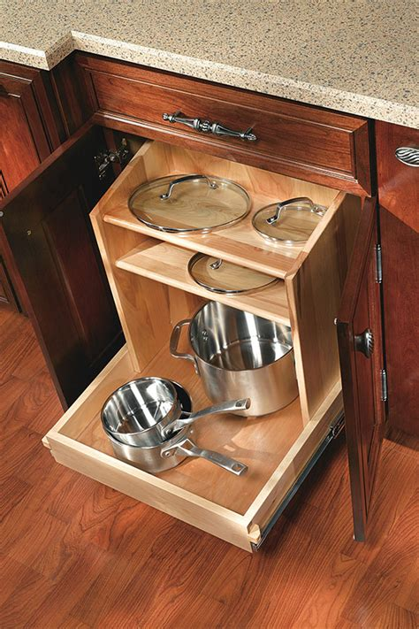 Pull Out Drawers For Pots And Pans by Base Pots And Pans Pull Out Cabinet Decora