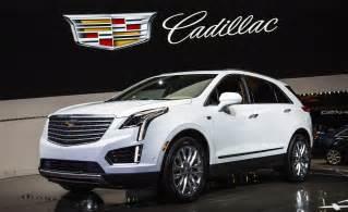 Cadillac At5 Cadillac Xt5