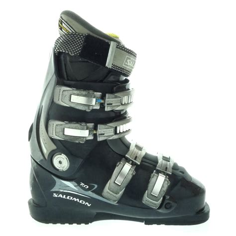 salomon performa 7 0 ski boots s used 2005 evo