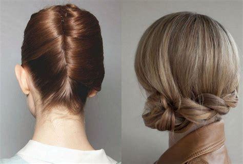 Coiffure Pour Cheveux Mi by Coiffure Cheveux Mi Pour Un Look Vertigineux