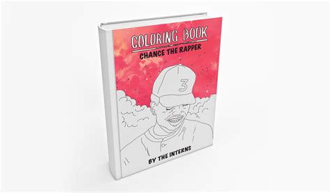 coloring book chance the rapper christian here s literally a chance the rapper coloring book