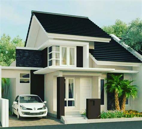 desain rumah sederhana namun elegan contoh desain rumah