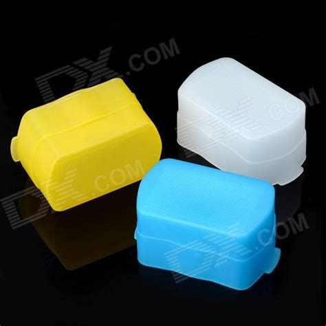 Diffuser Yongnuo flash diffuser for canon 580 ex ex ii yongnuo yn560 yn565 speedlite 3 pcs free