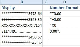 excel fill a cell with repeating characters