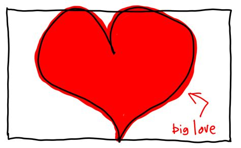 big heart love family pictures i boy postcards from the blogosphere