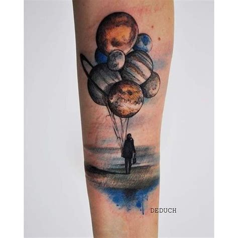 30 enchanting solar system tattoo designs amazing tattoo