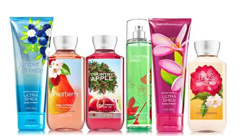 bath and body works brings back iconic 90s scents for new