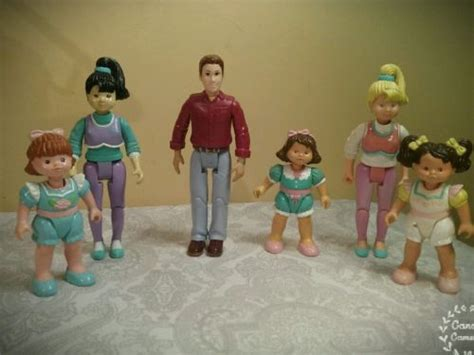 doll house people 1997 fisher price loving family grand doll house people furniture accessories