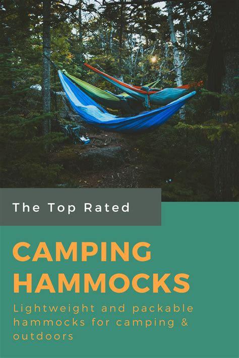 10 best cing hammocks 2018 lightweight backpacking