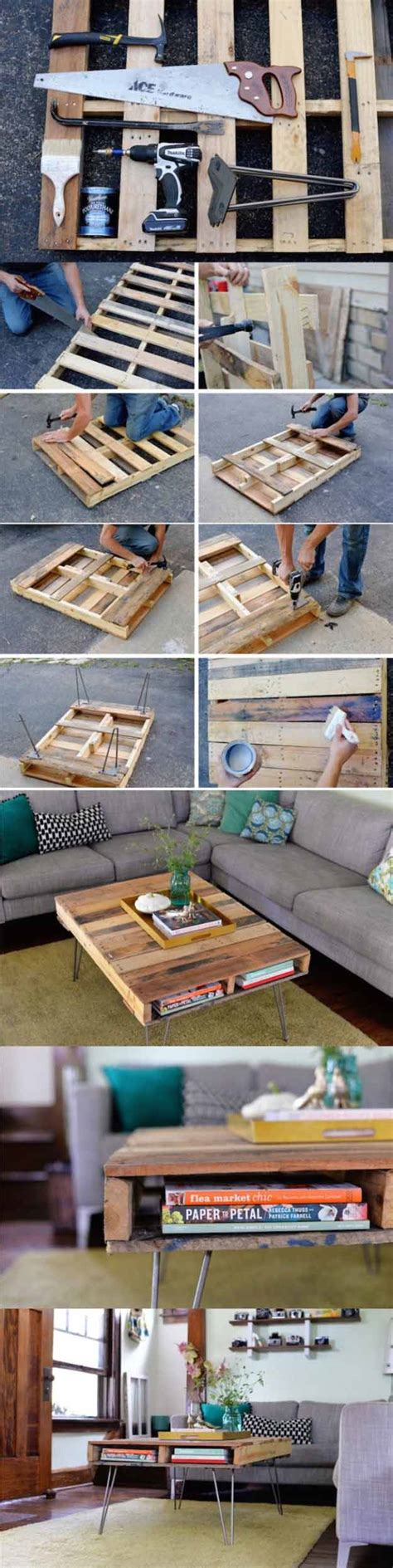 diy project table 16 diy coffee table projects