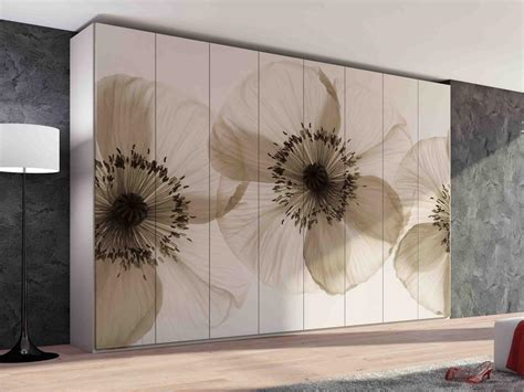 Wallpaper Closet Doors by Closet Door Options Ideas For Concealing Your Storage