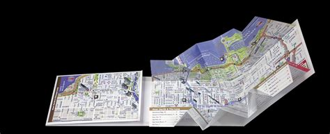 chicago popout map popout maps books chicago map by vandam chicago pop up map city