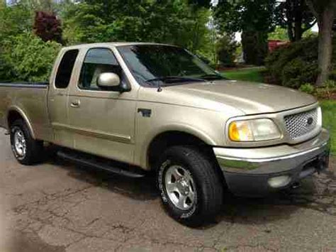 auto air conditioning service 1999 ford f150 parental controls find used 1999 ford f150 lariat super cab tan 1 owner 4wd good condition in taylorsville