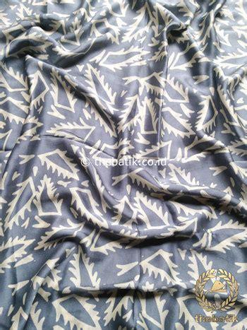 Kain Batik Parang Abu Abu 1 jual atasan batik sutera bahan rok baju kebaya kain
