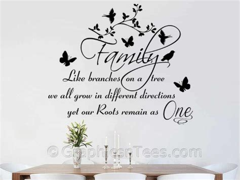 Large Winnie The Pooh Wall Stickers family wall sticker inspirational quote family like