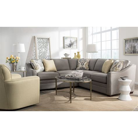Corner Sectional Sofas by Two Customizable Corner Sectional Sofa With Left
