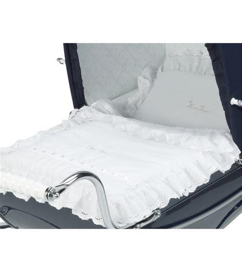 Pram Bedding Set Silver Cross Doll Pram Bedding Set