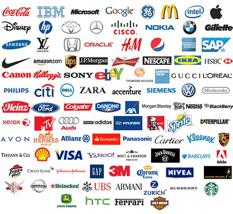 design secrets of the top 100 brands 2011 interbrand list