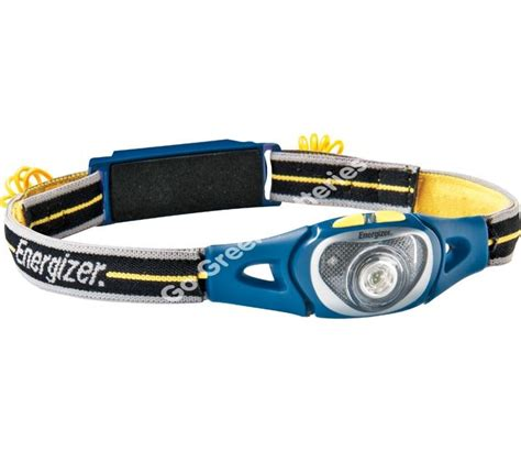 energizer rugged led headlight energizer cree light torch 2 led vision waterproof ebay