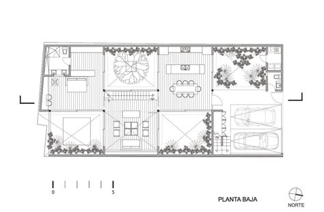 House Design Layout Garden House Floorplan Interior Design Ideas