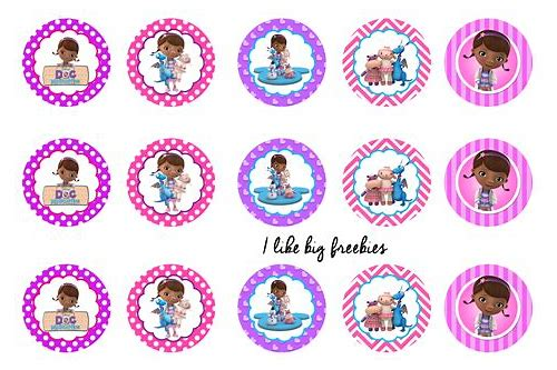 doc mcstuffins freebies