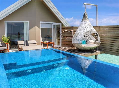 lux south ari atoll  hotel life