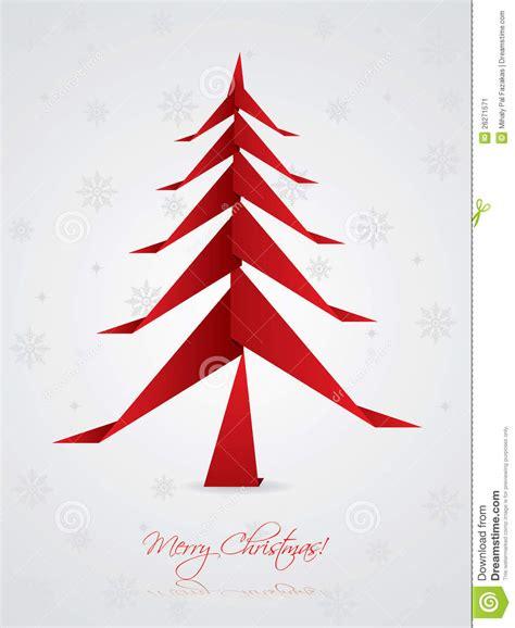 dise 241 o del saludo de la navidad con el 225 rbol del origami