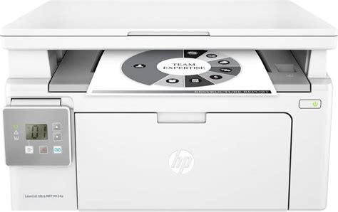 Printer Hp Laserjet F4 hp laserjet ultra mfp m134a multi function printer hp