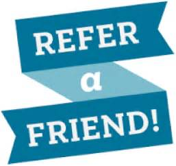 Refer a friend that attends one of our public training seminars and