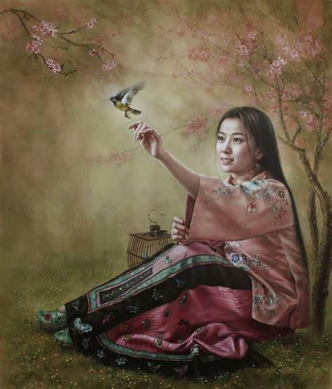 painting images fasci arte xu xiaoxi xu fang asian arts crafts